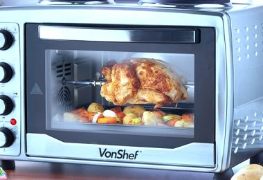 Countertop and toaster ovens