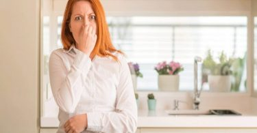 how to get rid of sink smell