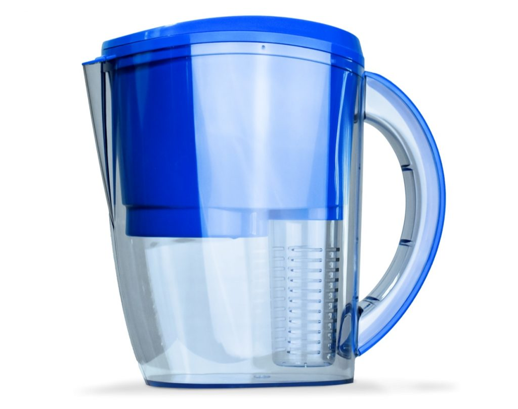 How to Filter Fluoride out of Water: Fluoride water filter pitcher