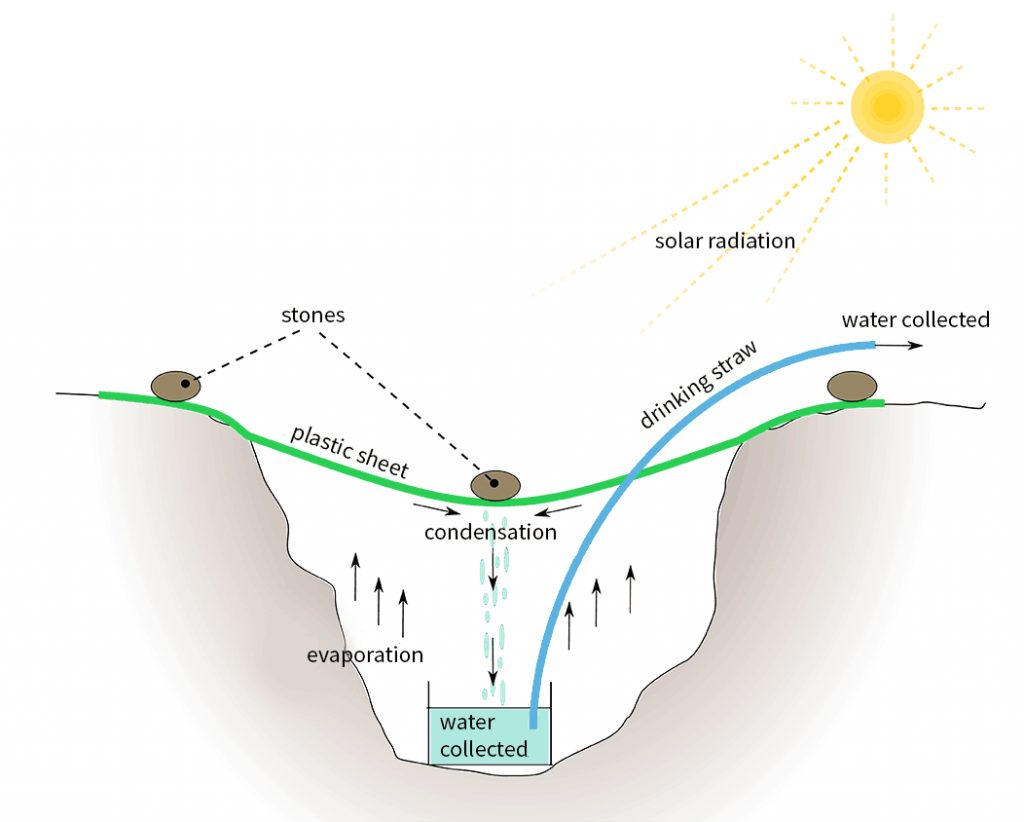 How to Filter Fluoride out of Water: Solar Stills