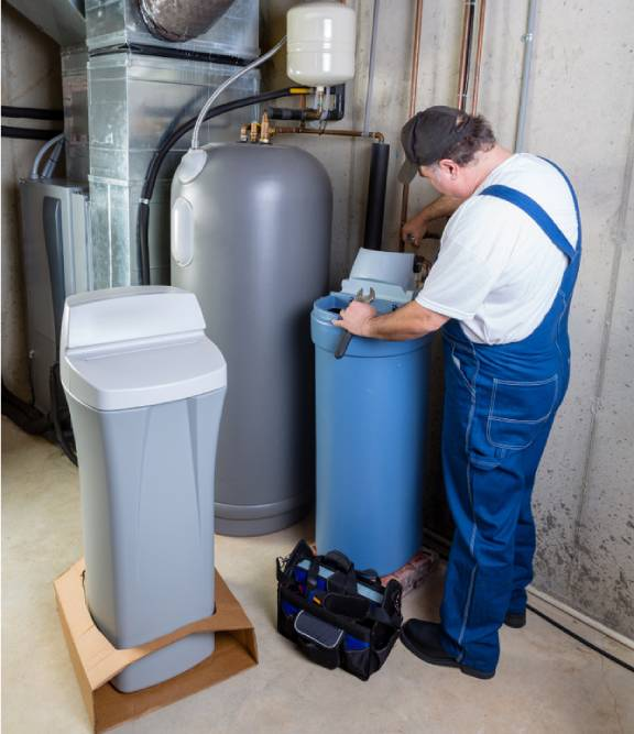 Prolong Your Softener's Life