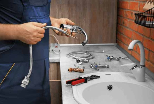 Replacing a Kitchen Faucet