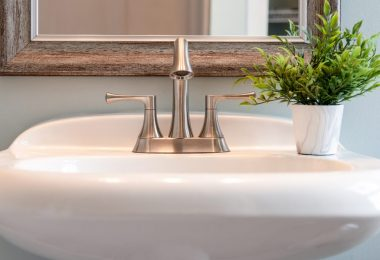 How to Keep Brushed Nickel Faucets from Spotting